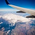 Výhled nad Nevadou