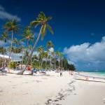 Pobřeží Punta Cana